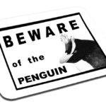 mr Mouepad Kreativcontest Mousepad Pinguin
