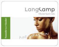referenzen kundenbeispiele mousepads bedrucken lassen individuell zufriedene Kunden mit Logo langkamp